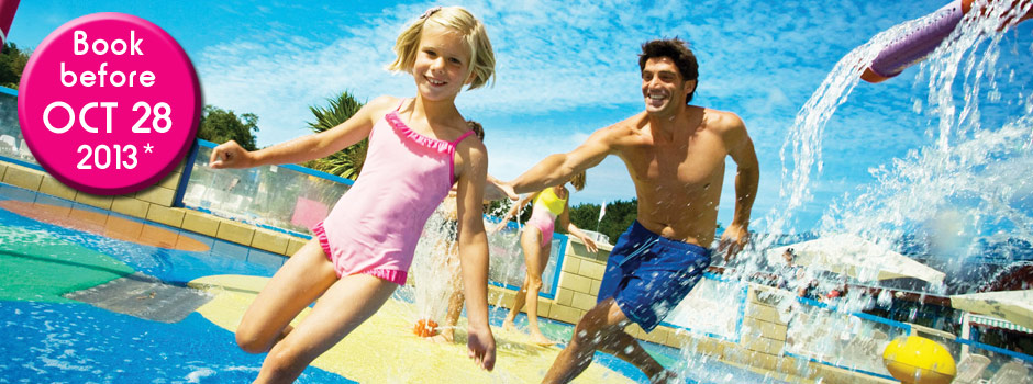 Camping Holiday Parks - Siblu Oct 2013 Offers