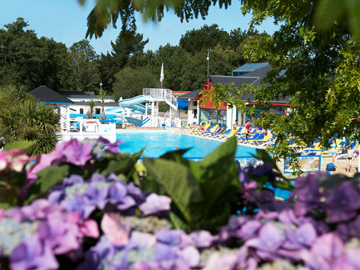camping holiday parks in south brittany