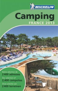 Michelin Camping Guide France