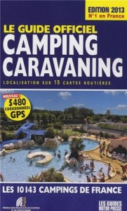 Le Guide Official Camping Caravaning