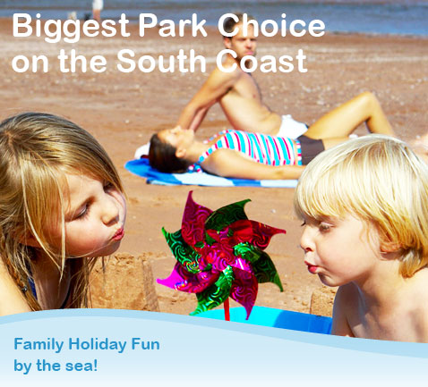 Biggest Choice Of Camping Holiday Parks On The South Coast