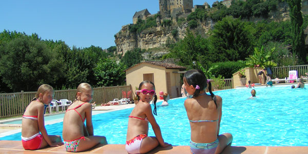 camping holiday parks - le capeyrou