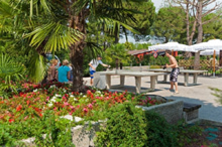 Camping Holiday Parks in Italy
