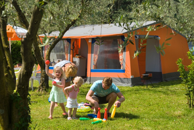 Lago Di Garda - Luxury Camping Holiday Parks In Italy