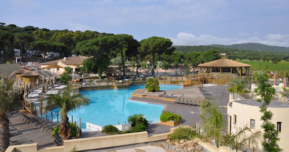 Yelloh! Village les Tournels, St. Tropez Camping Holiday Park