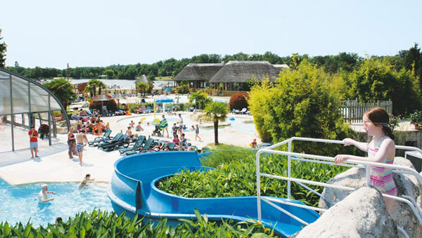 Loire Valley Camping Holiday Parks
