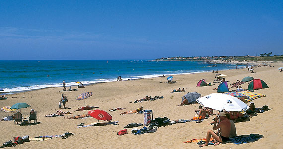Camping in the Vendée - Camping le Clarys Plage