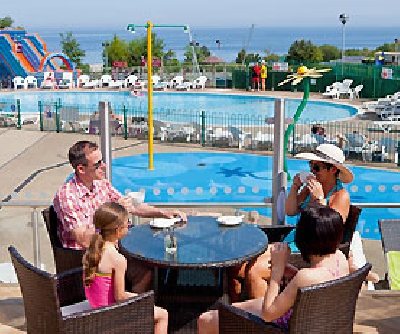 Camping Holiday Parks, South Wales