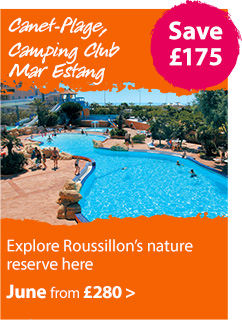 Camping Holiday Park Mar Estang, Canet Plage
