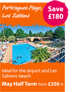 Camping Holiday Parks In Languedoc & Roussillon: Les Sablons