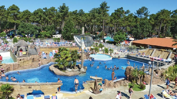 Camping Holiday Parks - Le Vieux Port