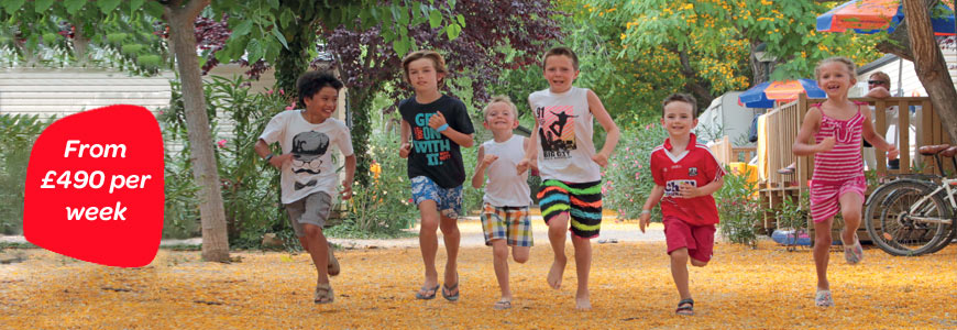 Canvas Holidays - New Offers,  Camping Holiday Parks