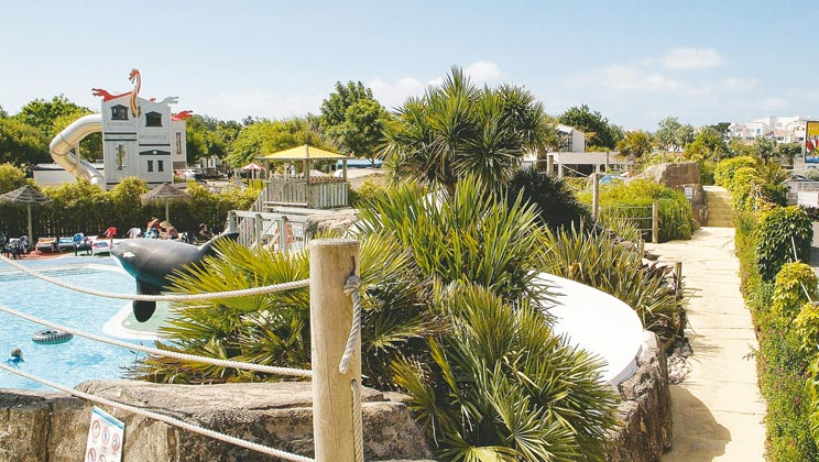 Camping Holiday Parks, Vendee