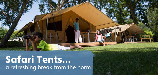 Camping Holiday Parks Kiln Park