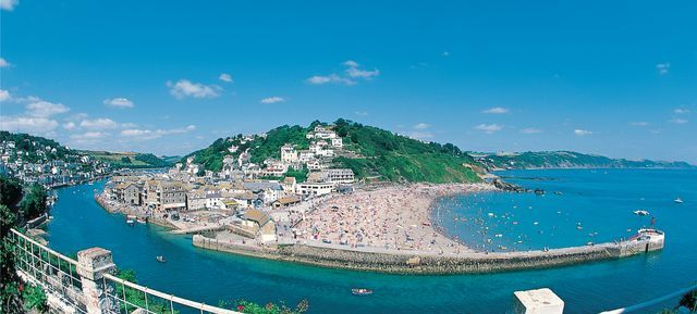 Camping Holiday Parks - Looe Bay