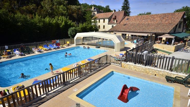 Daglan Moulin-de-Paulhiac Camping Dordogne