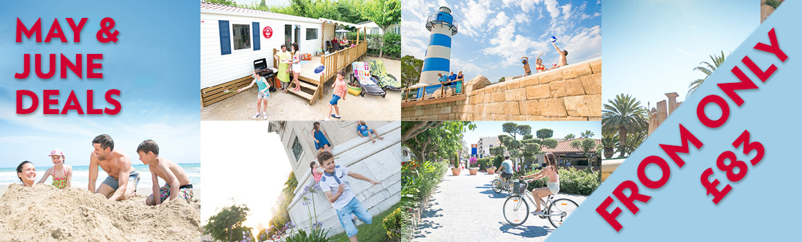 May & June Al Fresco Holiday Offers