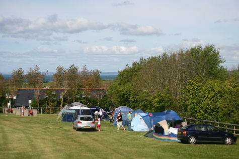 Camping In Weymouth