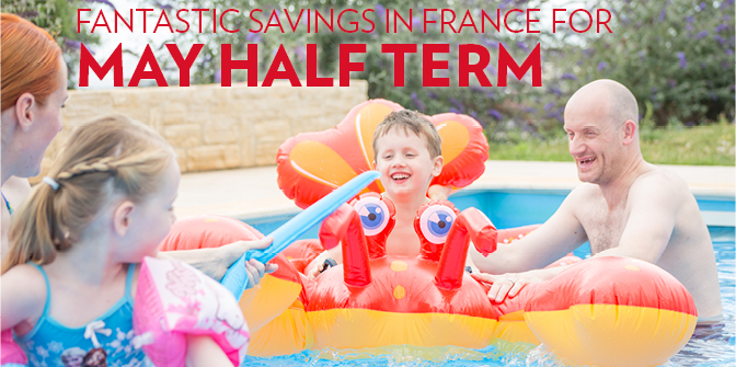 Book May Half-Term Early, Save Up To 30 Per Cent With Al Fresco Holidays