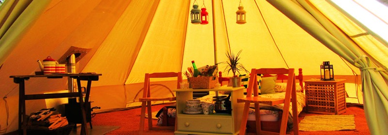 Hidden Valley Camping, Worcestershire