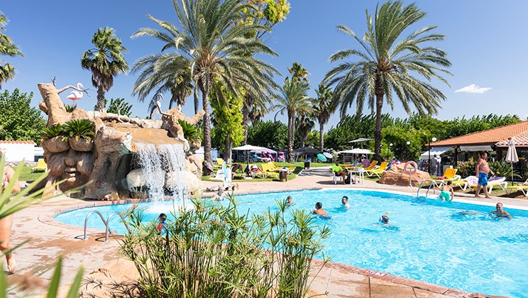 Camping Holidays In Spain