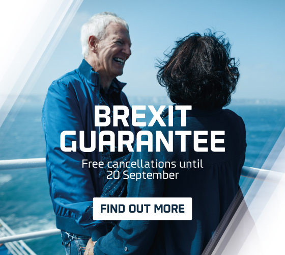 Brexit Ferry Crossing Guarantee