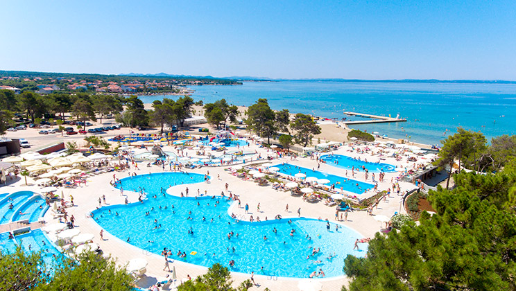 Zaton Holiday Park, Croatia