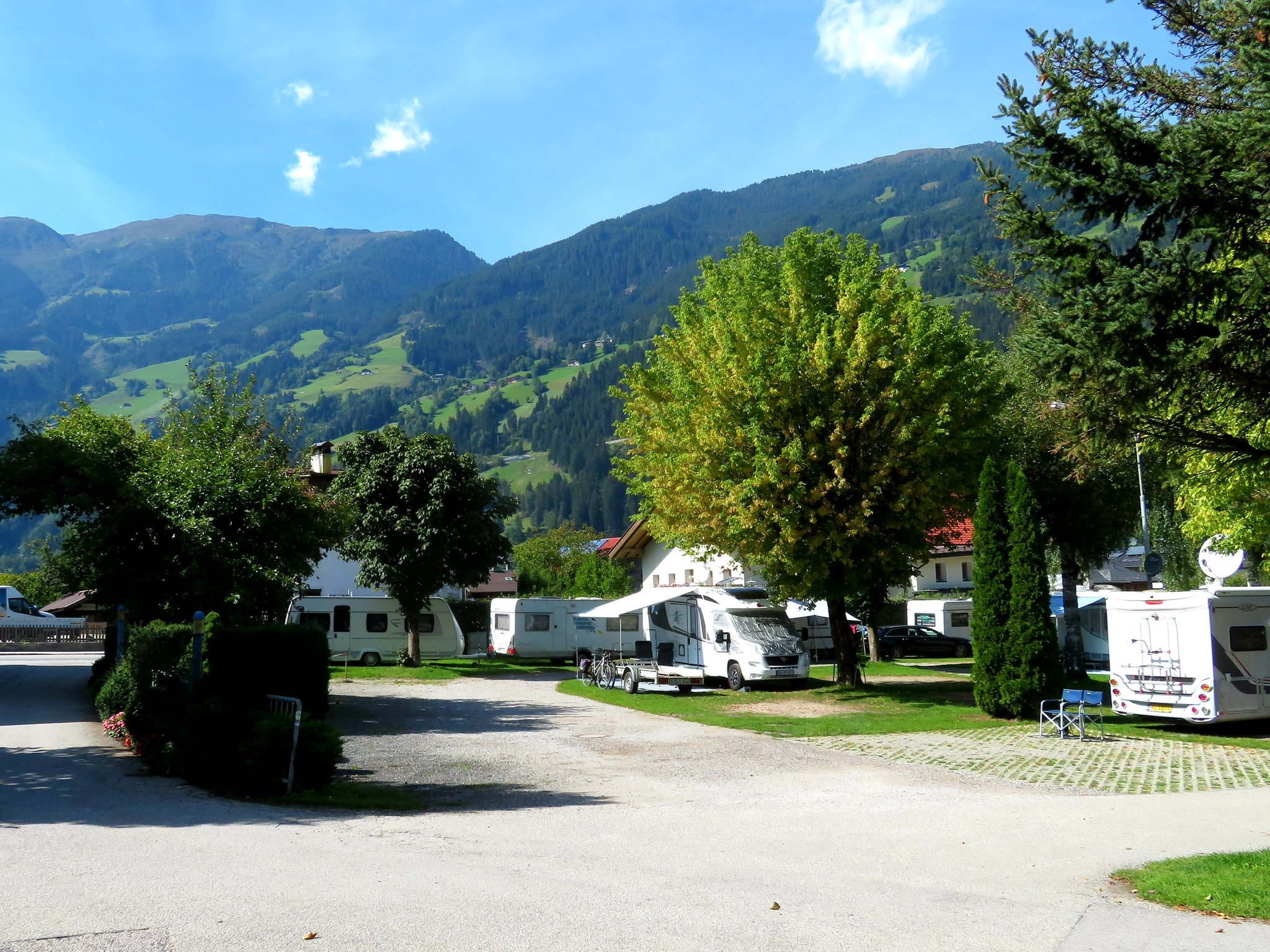 Campingdorf-hofer, Zell-am-Ziller, Switzerland