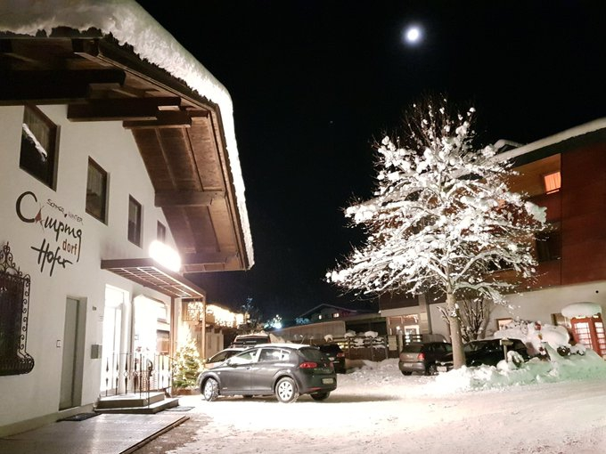 Campingdorf-hofer, Zell-am-Ziller, Austria