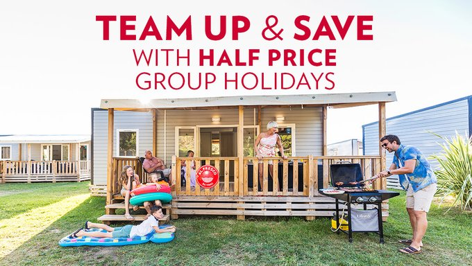 Al Fresco Holidays Group Booking Saver: Make getting away even better by going on holiday with family and friends