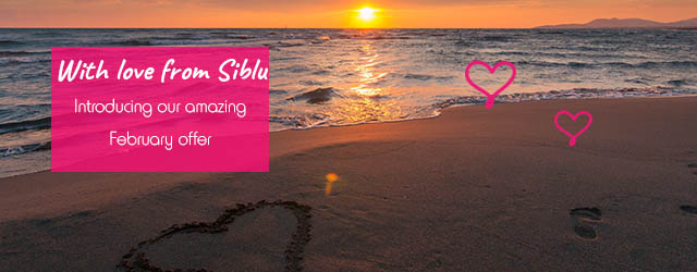 Siblu Holidays February Bookings Offer