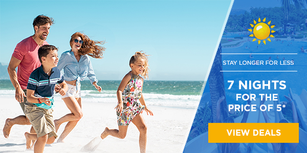 Canvas Holidays 7 Nights For The Price Of Five Offer